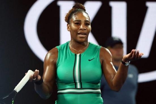 Serena Williams s'est de nouveau qualifiée pour les quarts de finale de l'Open Australie