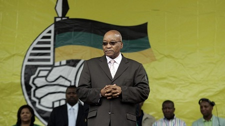 L'ancien président sud-africain Jacob Zuma a affirmé que son fils décédé en 2018 avait été empoisonné par des individus