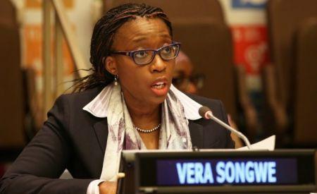 Vera Songwe, secrétaire exécutive de l'UNECA