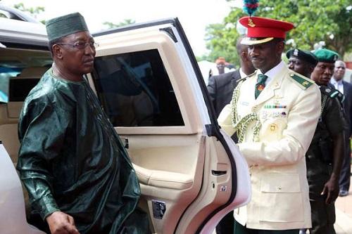 Idriss Déby a apporté des changements au sein de l'appareil sécuritaire de son pays. Photo: nation.co.ke