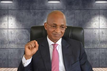Cellou Dalein Diallo, candidat de l'UFDG, s'est autoproclamé lundi, vainqueur dès le premier tour, du scrutin présidentiel tenu dimanche 18 octobre 2020.