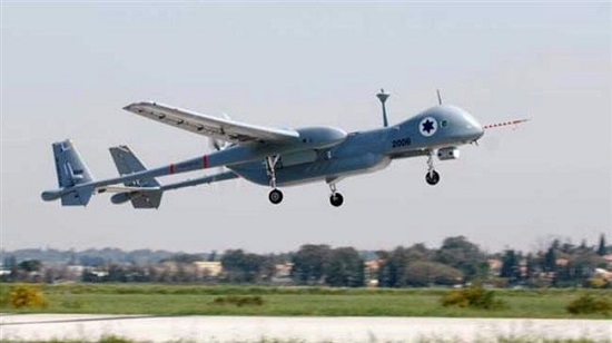 Selon le ministère des Affaires étrangères libanais, l'aviation israélienne aurait violé 1 417 fois l'espace aérien et maritime du Liban en 2018. (Illustration)