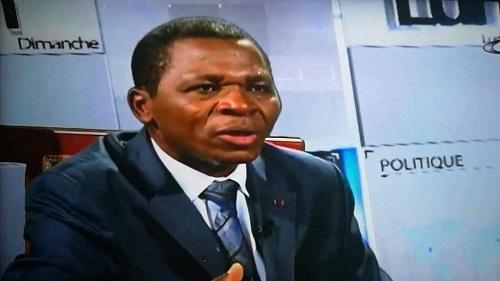 Paul Atanga Nji, ministre camerounais de l'Administration territoriale