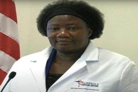 Dr Stella Immanuel, travaille actuellement au Rehoboth Medical Center à Houston