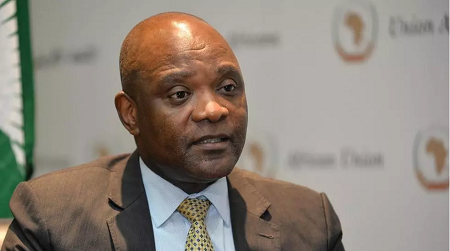 Le Camerounais John Nkengasong, directeur des Centres pour le contrôle et la prévention des maladies