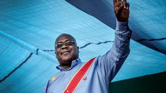 L'opposant Felix Tshisekedi proclamé vainqueur à la présidentielle. | LUIS TATO / AFP