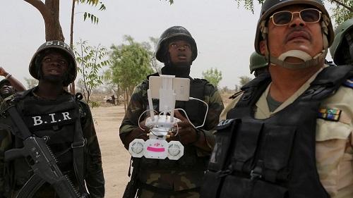Bataillon d'intervention rapide (BIR) de l'armée camerounaise