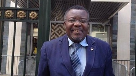 Me Jean De Dieu Momo, ministre délégué à la Justice