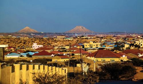 Le Somaliland : trajectoire singulière d'une région somalie dans la guerre civile