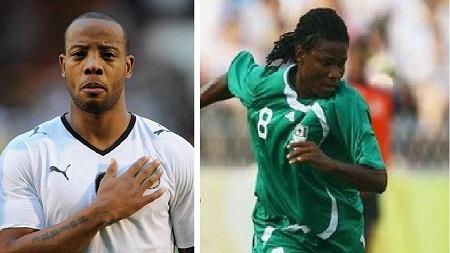 Manuel Junior Agogo et Stephanie Ifeanyichukwu Chiejine