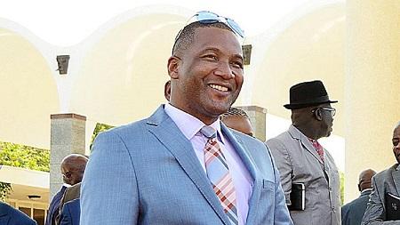 Le leader de l'opposition au Botswana, Duma Boko
