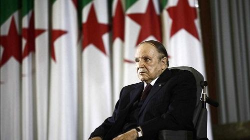 Abdelaziz Bouteflika, candidat à la présidentielle du 18 avril
