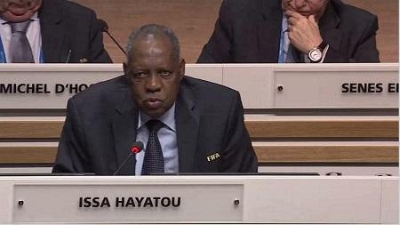 Issa Hayatou, 29 ans de présence ininterrompue à la tête du football africain