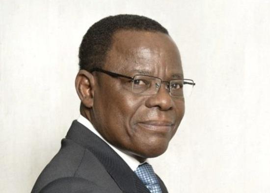 Maurice Kamto, leader du Mouvement pour la renaissance du Cameroun