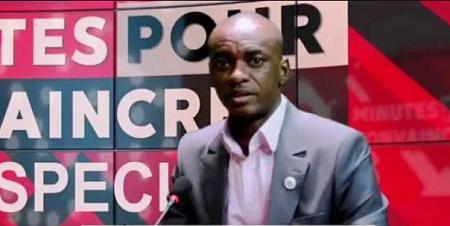 Cabral Libii, président national Parti Camerounais pour la Réconciliation Nationale (PCRN)