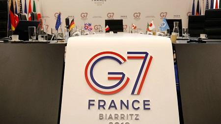 Le G7 se déroulera du 24 au 26 août 2019 en France, à Biarritz. ©  | CHARLES PLATIAU /REUTERS
