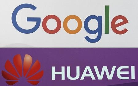 Google se plie à une décision qui empêche de commercer dans les télécommunications avec des sociétés étrangères jugées dangereuses pour la sécurité nationale (Photo d'illustration). AFP/Alain Jocard et Christof Stache
