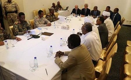 Photo: Sudan News Agency/Radio Dabanga