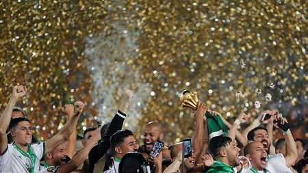 Le roi Mohammed VI a chaudement félicité l'Algérie après sa victoire en finale de la Coupe d'Afrique des nations (CAN)