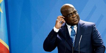 Le président congolais, Félix Tshisekedi, a menacé de « virer » des ministres, voire de dissoudre l'Assemblée nationale