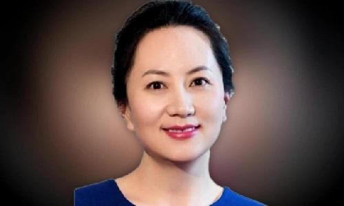 Meng Wanzhou, directrice exécutif de Huawei, emprisonné au Canada