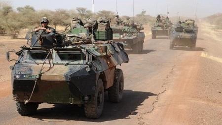Le militaire a été tué par l'explosion d'un IED au passage de son véhicule blindé léger (photo d'illustration). © PASCAL GUYOT / AFP
