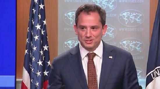 Robert Palladino, Porte-parole adjoint, du département d'Etat américain