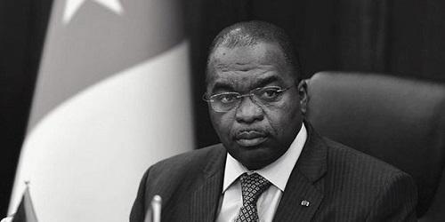 Le ministre des Finances du Cameroun, Louis Paul Motazé (Crédits : DR)