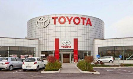 Le constructeur automobile japonais Toyota envisage l'installation d'une chaîne de montage en Angola