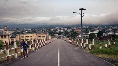 Buea, capitale de de la province camerounaise du Sud-Ouest et épicentre des troubles du Cameroun anglophone (image d'ilustration) © © ALEXIS HUGUET / AFP/Archives