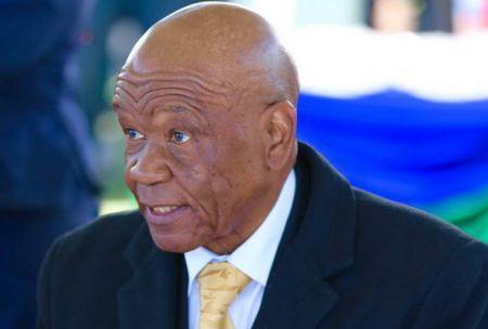 Le Premier ministre du Lesotho, Thomas Thabane, suspecté dans une affaire de meurtre