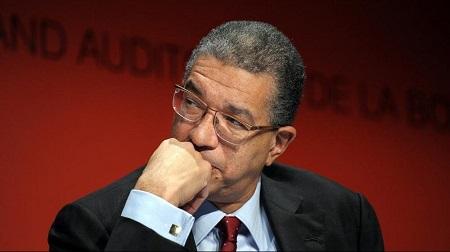 Lionel Zinsou, ancien premier ministre béninois et candidat aux présidentielles 2016 Ph: leportail