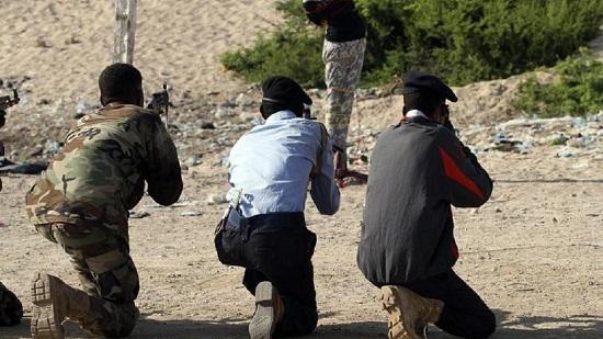 Exécution d'un auteur de plusieurs attentats terroristes