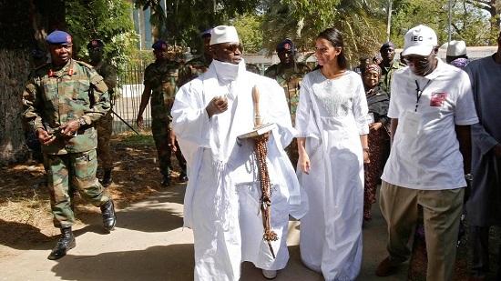 L'ancien président Yahya Jammeh de nouveau sous le coup de sanctions internationales