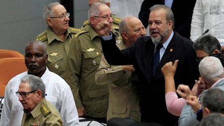 Le ministre du tourisme Manuel Marrero Cruz est désigné Premier ministre de Cuba, le 21 décembre 2019. REUTERS/Stringer
