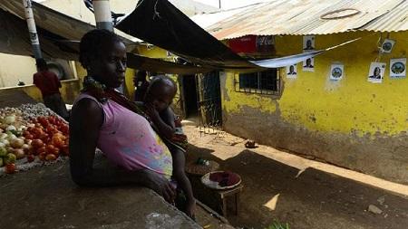 Le lent travail de dépouillement des voix était en cours mercredi au Mozambique au lendemain des élections générales