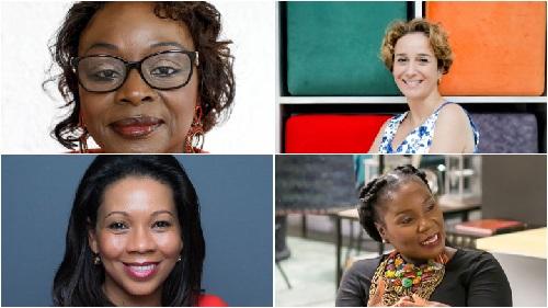 Rebecca, Rukayatum, Radia et Candide, font bouger les choses dans le monde de l'économie numérique en Afrique de l'Ouest