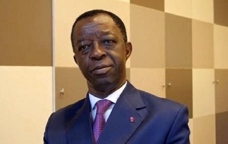 Roger Nkodo Dang, président du Parlement panafricain vient d'être blanchi des accusations de malversations financières