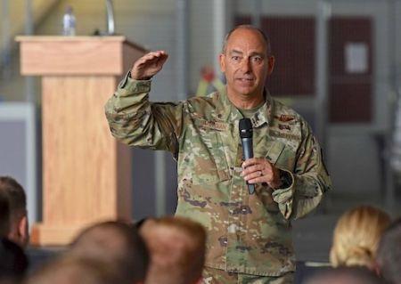 L'US Air Force vient de lancer les opérations sur la nouvelle base aérienne 201 située à Agadez