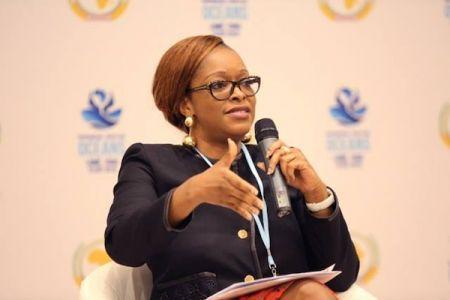 Conseillère spéciale du président togolais, et experte en projets de développement, Reckya Madougou