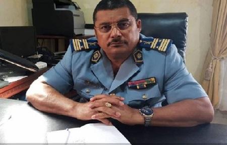 Colonel Didier Badjeck, l'ancien chef de la division de la communication du ministère de la Défense