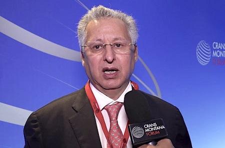 Mohamed Ould Bouamatou, cousin, l'ex-président mauritanien Mohamed Ould Abdel Aziz, est de retour chez lui