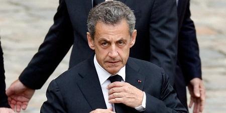 Nicolas Sarkozy, ex-président français, a refusé de se plier aux questions des juges d'instruction. CHARLES PLATIAU / REUTERS