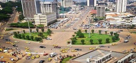 Yaoundé, la capitale du Cameroun