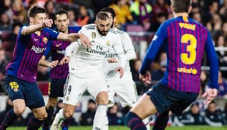 Un compromis a été trouvé pour la tenue du clasico, Barça-Madrid