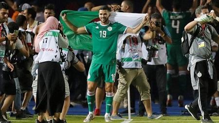 L'Algérie a éliminé dans la douleur la Côte d'Ivoire au terme d'une séance de tirs aux but