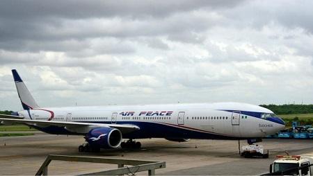 La compagnie aérienne Air Peace commencera l'évacuation des ressortissants nigérians, ce mercredi 11 septembre. © Getty Images