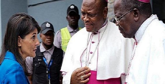 En attendant la cour constitutionnelle pour valider ou invalider les résultats, des observateurs attendent le mot de l'Église catholique