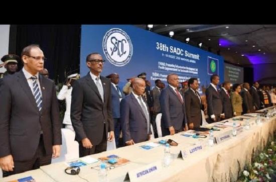 Les chefs d'Etat de la région réunis en sommet à Brazzaville