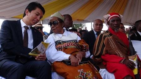 Le président malgache Andry Rajoelina est assuré de disposer d'une majorité absolue de députés dans la prochaine Assemblée nationale